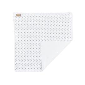 image-Grey Dots Changing Mat KraftKids