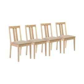 image-Brookvale Solid Wood Dining Chair August Grove