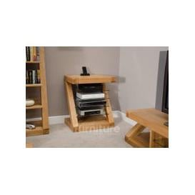 image-Z Solid Oak HiFi Unit