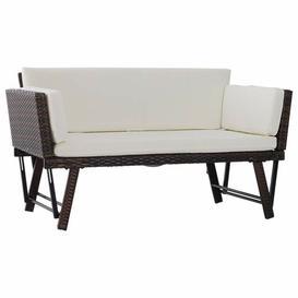 image-Macfarlane 3 Seater Futon Sofa Sol 72 Outdoor