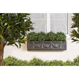 image-Osterley Fiberglass Window Box Planter Astoria Grand Size: Medium