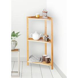image-53 x 90cm Bathroom Shelf Symple Stuff