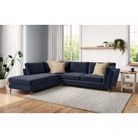 image-M&S Finch Corner Chaise Sofa (Left-Hand) - 1SIZE