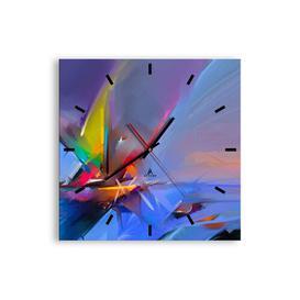 image-Wingard Silent Wall Clock Brayden Studio Size: 40cm H x 40cm W x 0.4cm D