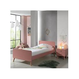 image-Billy Single Kids Bed - Terra Pink