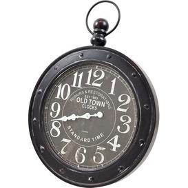 image-Ville 79cm Floor Clock Borough Wharf