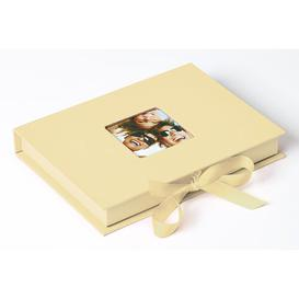 image-Fun Photo Album Symple Stuff Colour: Cream