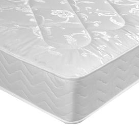 image-Orthopaedic Premium Open Coil Mattress Airsprung Beds Size: Small Double (4')