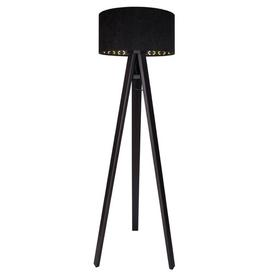 image-Clairview 140cm Tripod Floor Lamp Canora Grey