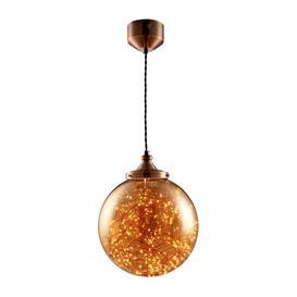 image-Harry 1-Light LED Globe Pendant Corrigan Studio