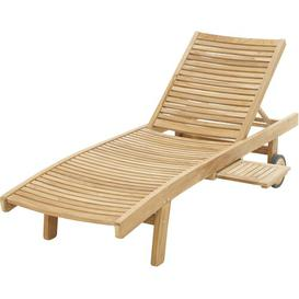 image-Willington Reclining Sun Lounger Sol 72 Outdoor