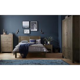 image-Bentley Designs Turin Dark Oak Bedroom Set
