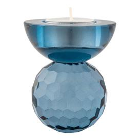 image-8.5Cm Glass Tabletop Candlestick