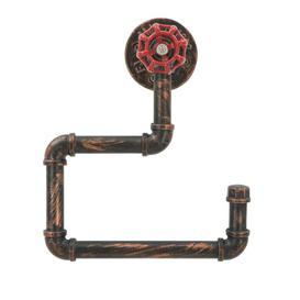 image-Alley Wall Mounted Toilet Roll Holder Williston Forge