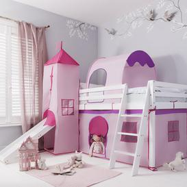 image-Tower for Cabin Bed in Pink