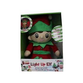 image-Light Up Xmas Elf
