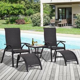 image-Charmaine 2 Seater Bistro Set Sol 72 Outdoor