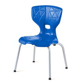 image-Children's chair ALDA I, H 350 mm, blue