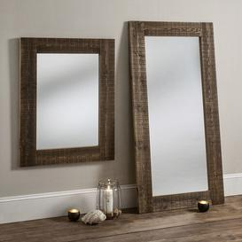 image-Champ Accent Mirror Lily Manor Size: 130cm H x 104cm W