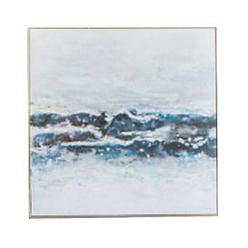 image-Coastal Blue Large Framed Print