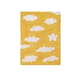 image-Lorena Canals Clouds Washable Kids Rug - Grey