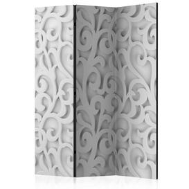 image-Demby Room Divider Fleur De Lis Living Number of Panels: 3