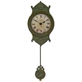 image-with Pendulum Clock Lily Manor