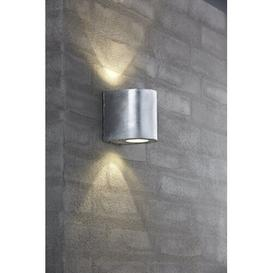 image-Canto Galvanized 4-Light LED Up and Downlight Nordlux