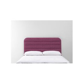 image-Scott 4'6 Double Headboard in Temper Tantrum""