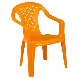 image-Hendrickson Children's Desk Chair Isabelle & Max Colour: Orange