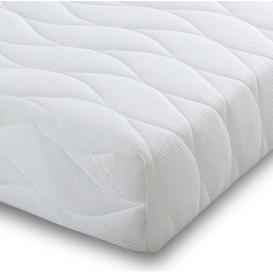 image-Memory Foam Mattress Symple Stuff Size: Super King (6')