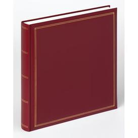 image-Photo Album Marlow Home Co. Colour: Red
