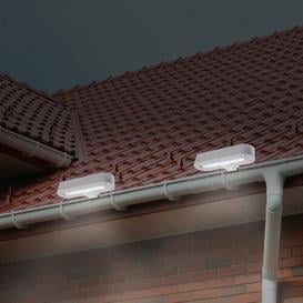 image-Hemby Gutter 1 Light LED Deck Light Sol 72 Outdoor