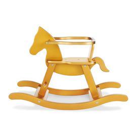 image-Rocking Horse Pinolino Colour: Yellow