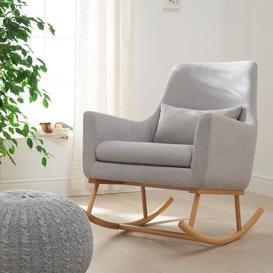 image-Oscar Rocking Chair Tutti Bambini Colour: Pebble