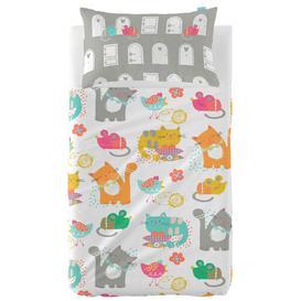image-Woodson Crib Bedding Set Isabelle & Max Size: 120cm W x 180cm L