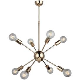 image-Taron 8-Light Sputnik Chandelier