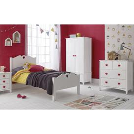 image-Holly 4 Piece Bedroom Set The Children's Furniture Company