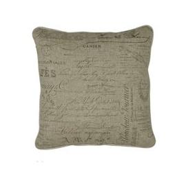image-Scatter Cushion - Madeleine Parchment