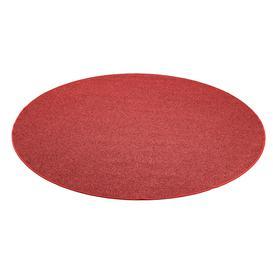 image-Round play mat MAX, ├ÿ2500 mm, red