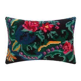 image-Les Ottomans - Karabag Cushion - 40x60cm - Pink