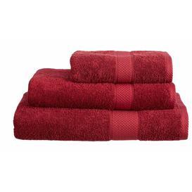 image-Esmeralda Amada 8 Piece Towel Bale Hashtag Home Colour: Burgundy