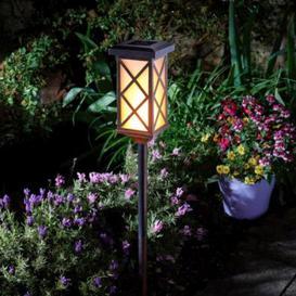 image-Arezzo Flaming Torch Solar Light