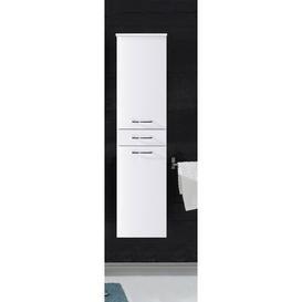 image-Lightfoot 40 x 160cm Tall Bathroom Cabinet Wade Logan