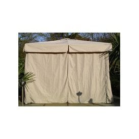 image-Replacement 3m X 3m Deluxe Gazebo - Side Curtains
