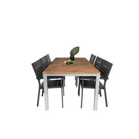 image-Hakon 6 Seater Dining Set Dakota Fields