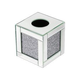 image-Felicity Man Tissue Box Cover Rosdorf Park Size: 15cm H x 14cm W x 14cm D