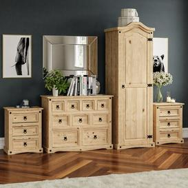 image-Doe 4 Piece Bedroom Set Union Rustic
