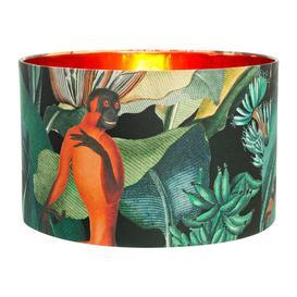 image-MINDTHEGAP - Bermuda Drum Lamp Shade - Small