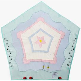 image-Woodland Wigwam Playmat HoneyBee Nursery